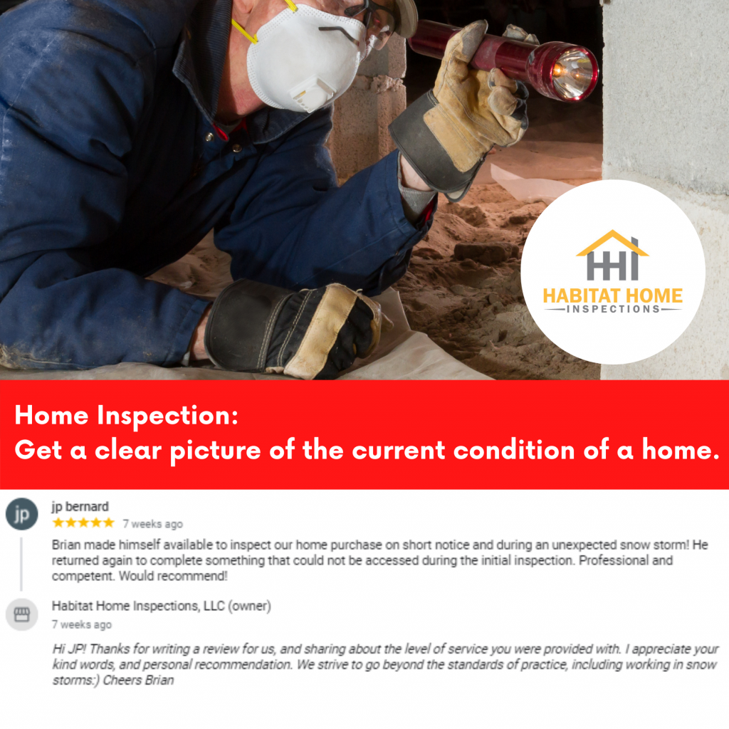 Habitat Home Inspection Services Whatcom County